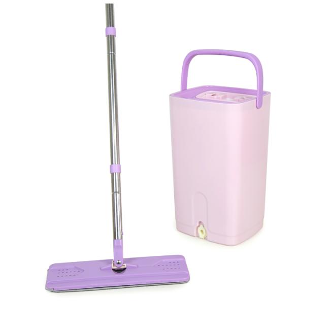 Cleanroom Microfiber Wet 360 Magic Clean Flat Mop