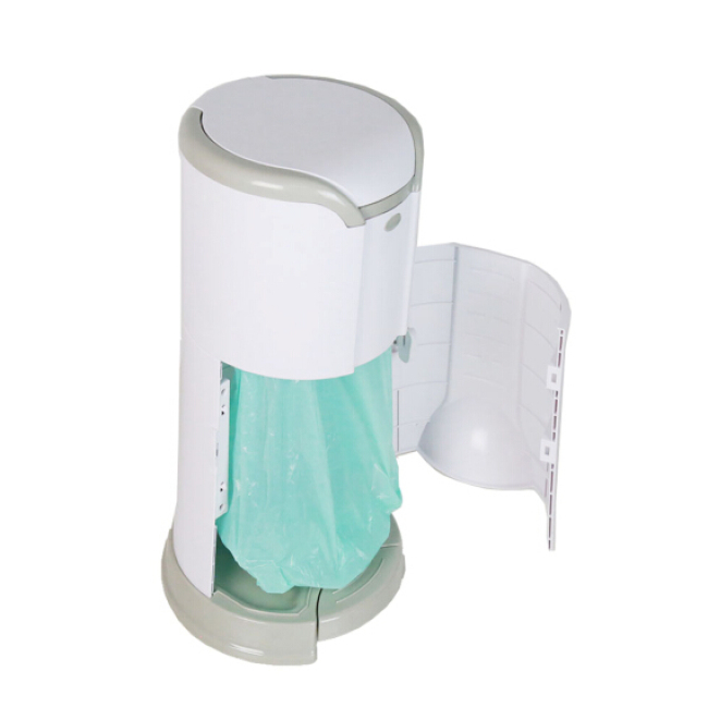 2019 Patented Pefect Sealing Baby Diaper Genie Pail Dustbin