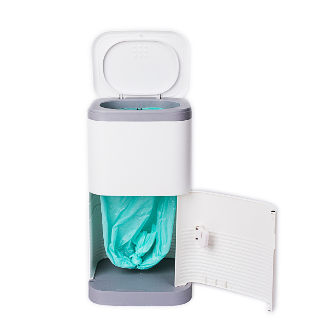 BNT02 Lady sanitary waste disposal bin