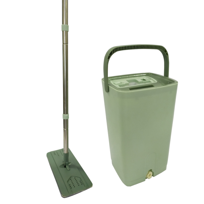 BNcompany Multifunctional microfiber flat mop manufacturer squeeze mop with buckets
