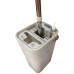 BN1906 floor flat squeeze cleaning mop and bucket