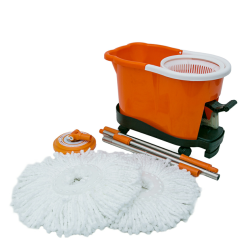 Household Cleaning Mop Hand Free Washing 360 Mop Spin Mob
