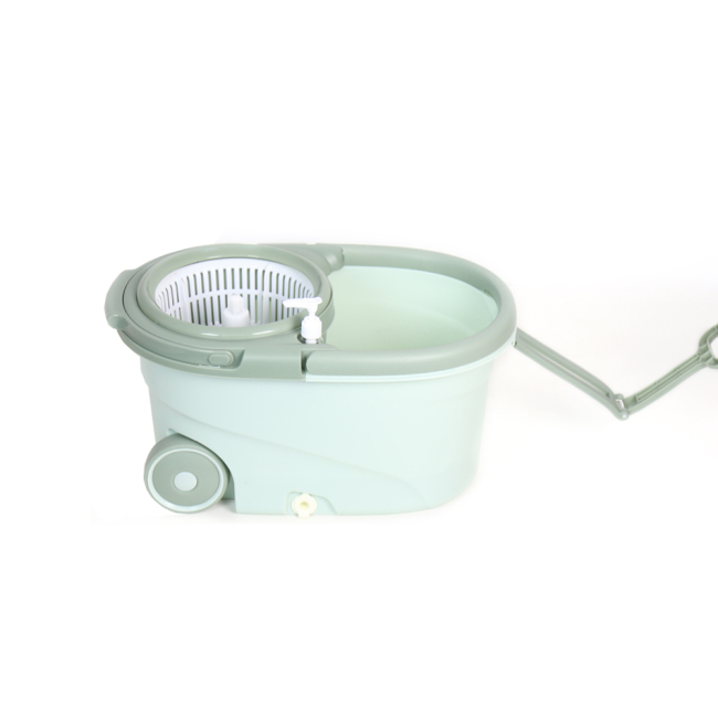 BNcompany BN201704 Large volume cleaning mop with wheel bucket