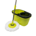Magic spinning mop bucket no foot pedal easy wring and clean spinning mop 360