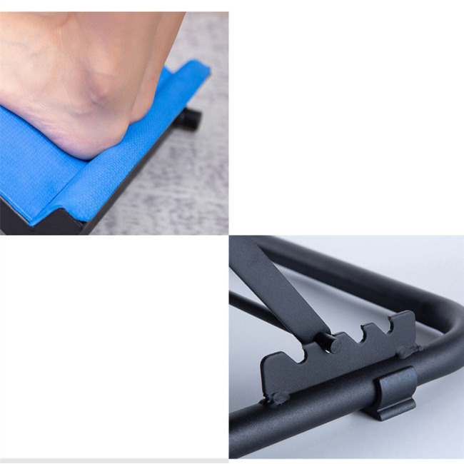 BNcompany Family Use Muscle Recovery Oblique Board Yoga slimming leg stretching device F2107