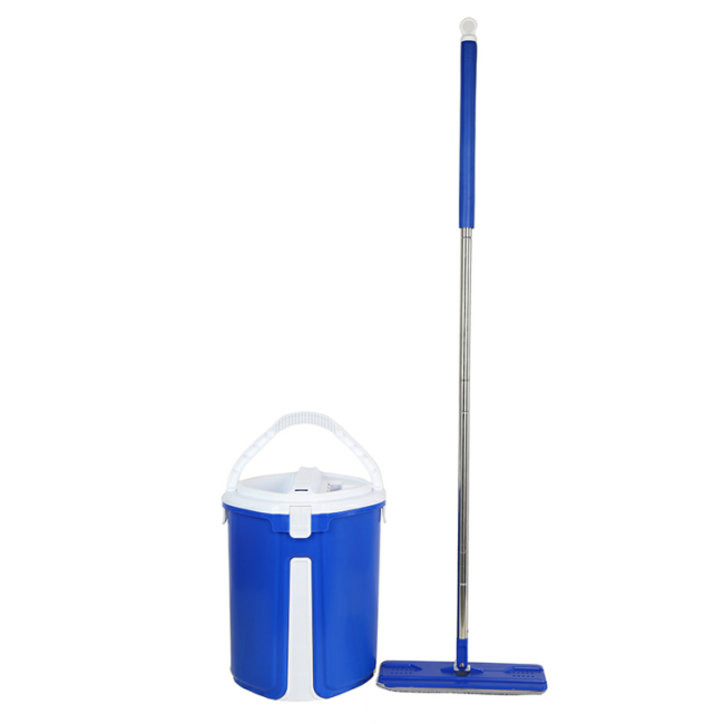Household Big Size Squeeze Bucket Magic Flat Mop