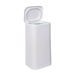 Rectangle Plastic Household Recycle Clean Trash Bin