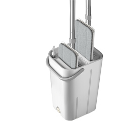 BNcompany BN1911 Flat Quick Clean Mop 360 microfiber Floor duster Cleaning water plastic squeeze Mop bucket
