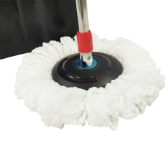 Home Cleaning Tools 360 Microfiber Rotating Spin Floor Mop
