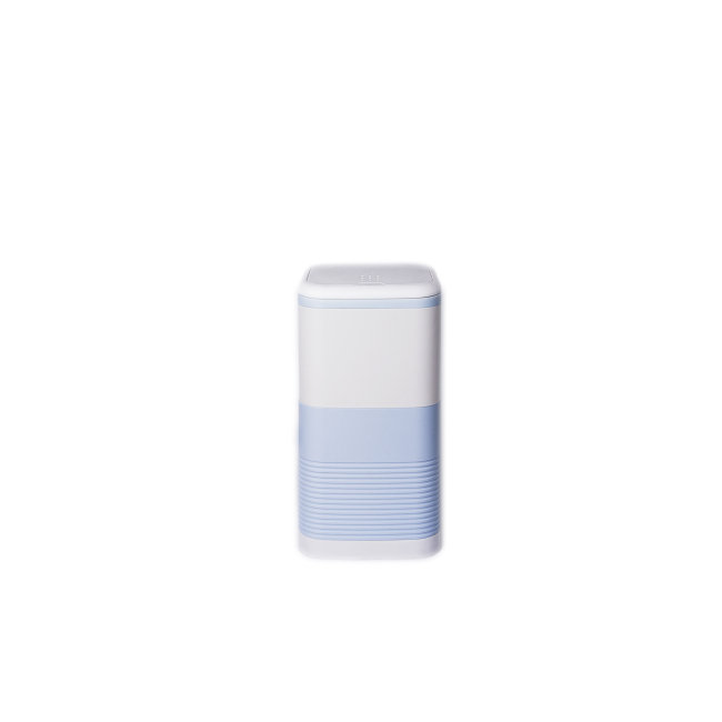 BNcompany Hotel ABS plastic recycle trash garbage dust bin with roll disposable bags