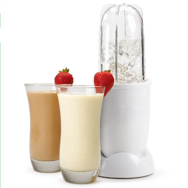 Customized logo portable blender juicer mixer blenderfor fruit ice