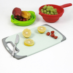 Plastic Home Kitchen Cooking Tool Set Chopping Plastic Cutting Board