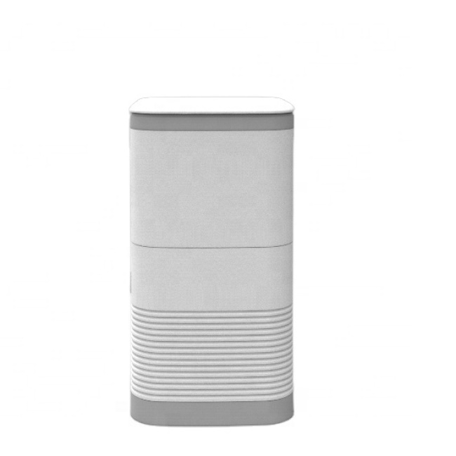 BNcompany 16L smart Convenient and safe plastic kitchen garbage trash bin recycle for home