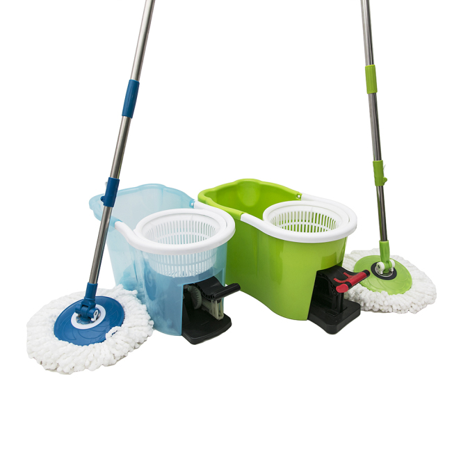 Professional cleaning sets mops and buckets for cleaning floor