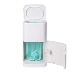 PP House kitchen recycling plastic sanitary waste bin