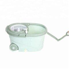 Roller Wringer Bucket 360 Magic Mop Stick Hand Press