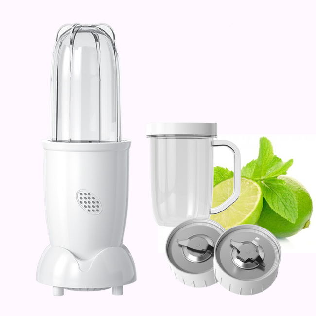 Multifunction mixer colorful bottle blender