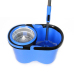Easy Press Mop Bucket Set with Wheels 360 Spin Magic Cleaning Mop