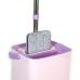 Flexible Cleaning Floor Microfiber Flat Mop