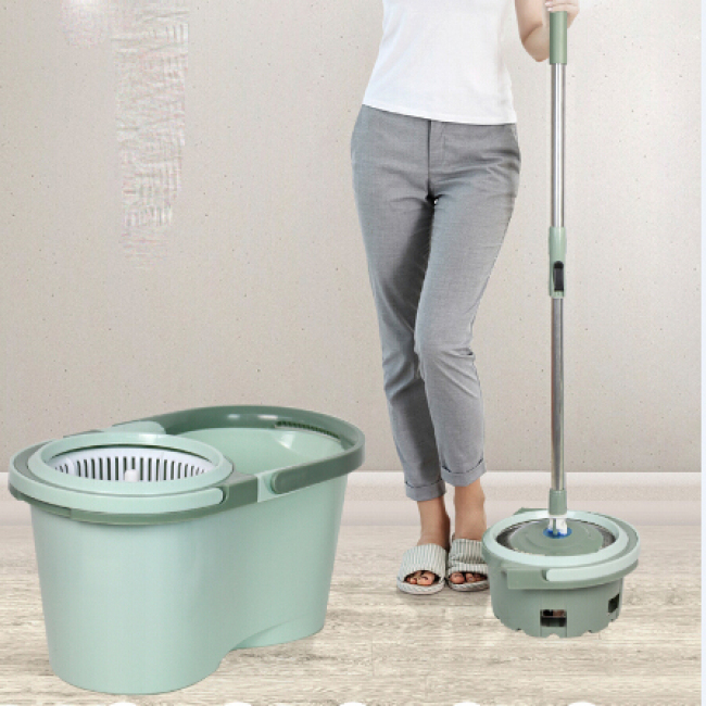 Replacement Microfiber Mop Head 360 Degree Spinning Bucket Mop