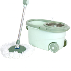BNcompany High Quality Detachable Hand Free 360 mop bucket with wheels