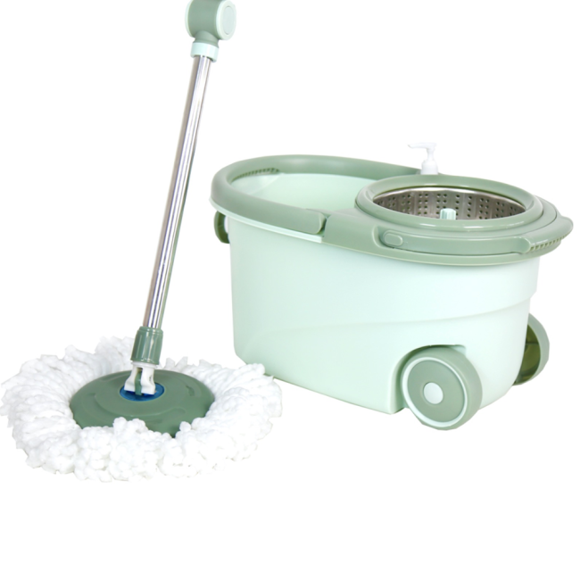 Professional Microfiber Floor Cleaning 360 Magic Mop