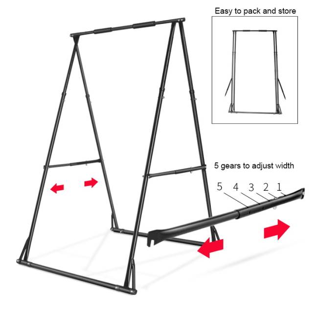 BNcompany Good Price Portable Pull Up Bar Pull Up Station