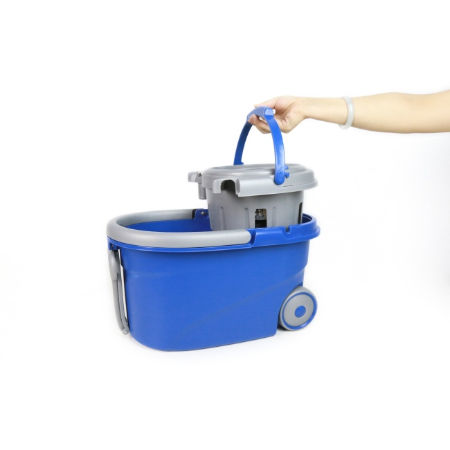 BNcompany 360 spinning magic mop bucket with wheels