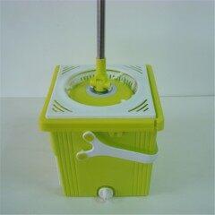Car Washing Equipment Folding Bucket Spin Easy Magic Mop