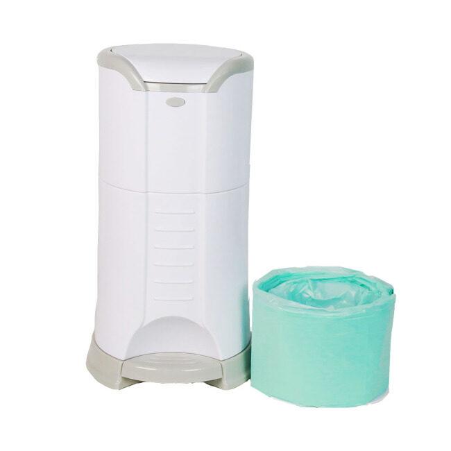Home Smart Plastic No Bad Smell Unique Kitchen Trash Can Pedal Bin