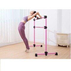 BNcompany  Mobile Dance Room Studio Horizontal Bar Gym School Indoor Fitness Liftable Leg Pressing Pole Adult Children Steel Bal