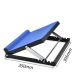 BNcompany Leg Muscle Exercise Fitness Collapsible Multi-Level Adjustable Pedal Tension Plate