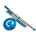 1.25m Long Handle Stainless Steel Magic lock System Telescopic Magic Mop Stick