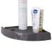 Triangular Shower Shelf Bathroom Corner Rack Storage Holder Organizer