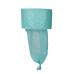 Trash bin diaper pail refill bags