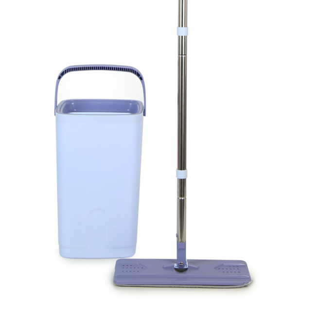 High Quality Microfiber Floor Cleaning Magic Flat Mop