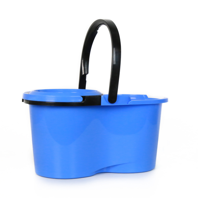 BNcompany Hot Sale 360 Degree Super Mop With Single Bucket For Floor Cleaning