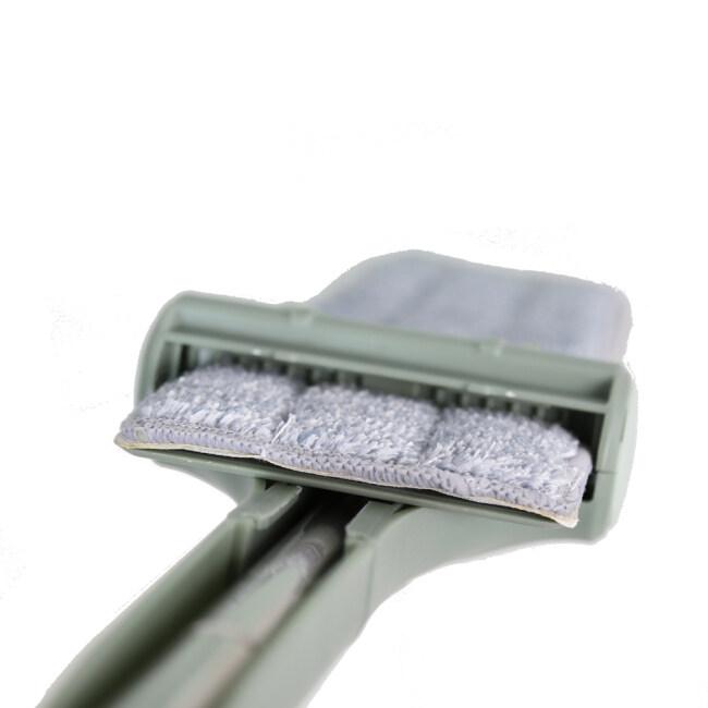 Detachable clip mop handle for sale