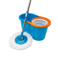 Euro floor cleaning microfiber head water absorbing magic floor cleaner mop