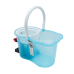 Mop Spare Parts 360 Clever Blue Bucket Magic Spin Cleaning Mop