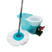 Floor Mop Commercial Mop Microfiber and PP telescopic flat mop