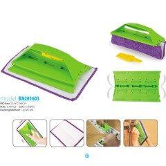 Household brush type corner floor nonwoven fabric cleaning wet wipes