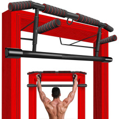 CNcompany  Installation Adjustable Home Pull Up Bar For Doorway With Locking Mechanism