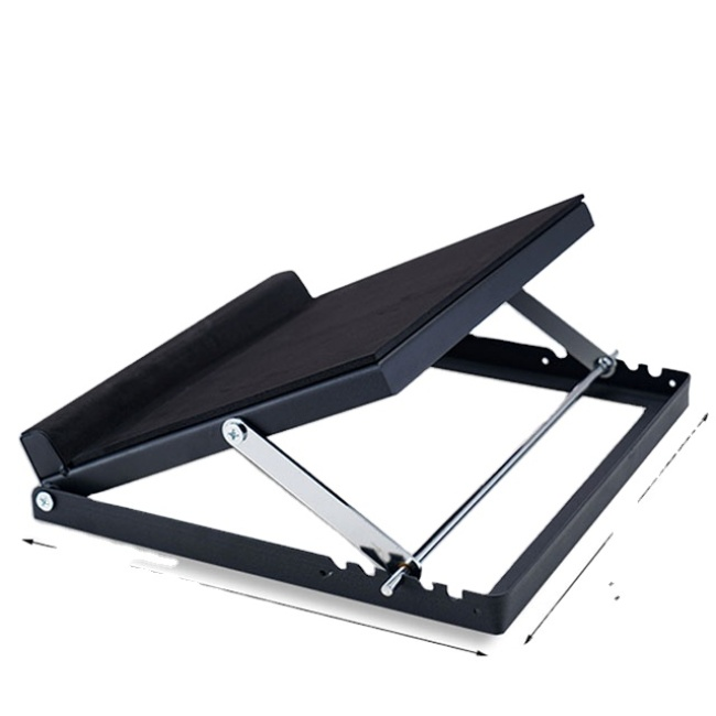 BN Portable Slant Board Foot Massage Instrument Adjustable Incline Boards Calf Ankle Stretcher 5 Positions Foot Stretch Wedge Bo