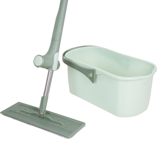 Factory Supply Spinning Magic Easy Clean Mop and Bucket