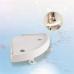 For Bathroom and Kitchen Shower Storage  Basket Triangle  Corner Shelf