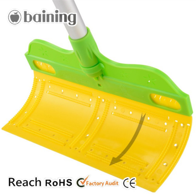 High quality strong decontamination kitchen brooms with handle