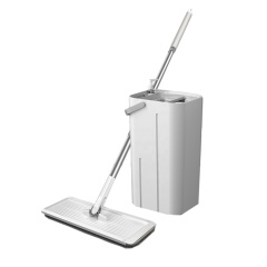 BNcompany BN2011 Self-Wash and Squeeze Dry Flat Mop & Bucket super mop floor cleaning