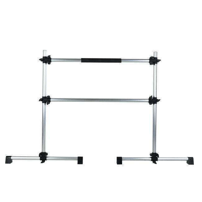 BNcompany Gymnastic Bar Portable Ballet Barre for children dance 4 ft ballet barre for home training