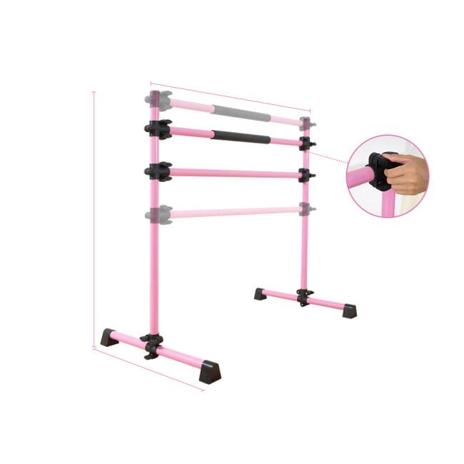 BNcompany Gym sport gymnastic ballet barre,freestanding ballet barre